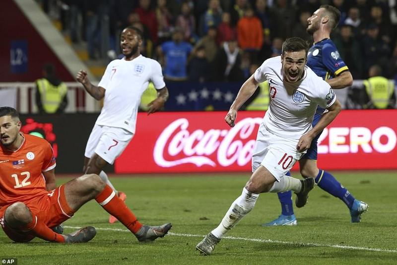 Anh, Pháp cùng thắng trong trận cuối vòng loại Euro 2020 - ảnh 1
