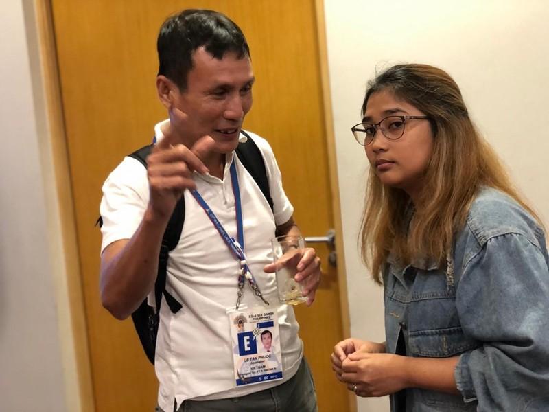 Philippines linh động cấp thẻ tác nghiệp SEA Games 30 - ảnh 1