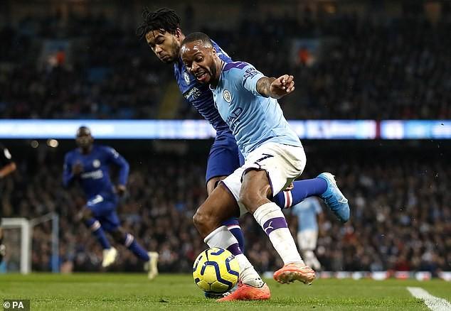 Lội ngược dòng trong hiệp 1, Man City vượt mặt Chelsea - ảnh 5