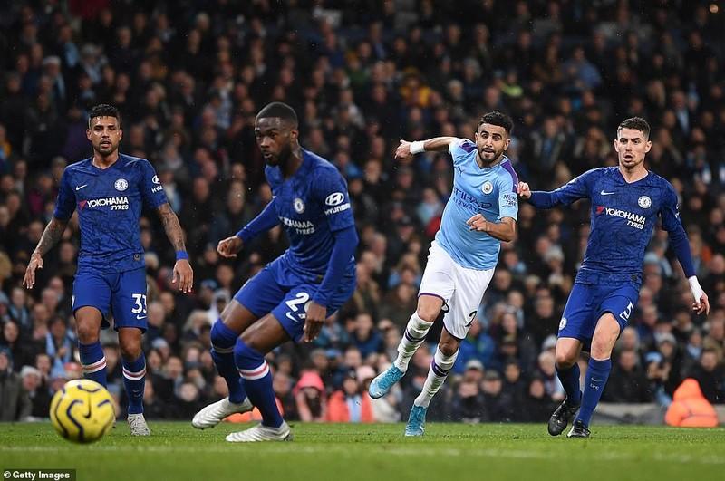 Lội ngược dòng trong hiệp 1, Man City vượt mặt Chelsea - ảnh 3