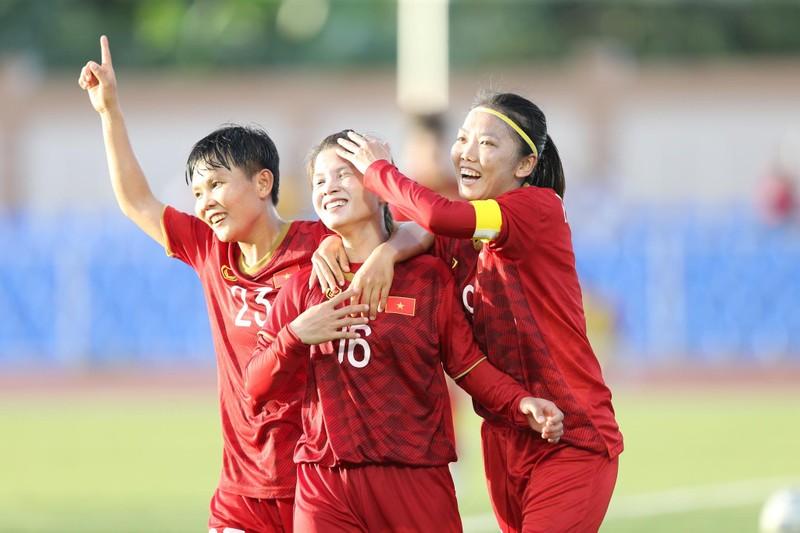 Nữ Việt Nam chia điểm đầy tiếc nuối ở phút cuối trước Thái Lan - ảnh 2