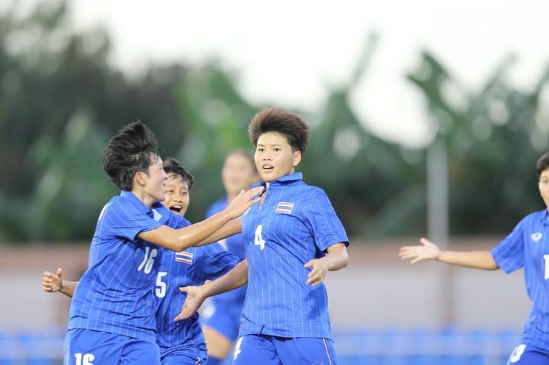 Nữ Việt Nam chia điểm đầy tiếc nuối ở phút cuối trước Thái Lan - ảnh 3