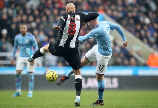 Man City mất điểm phút cuối trước Newcastle - ảnh 4