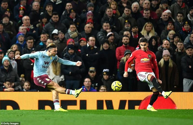 Thi đấu vô hồn, MU chia điểm trước Aston Villa trên sân nhà - ảnh 2
