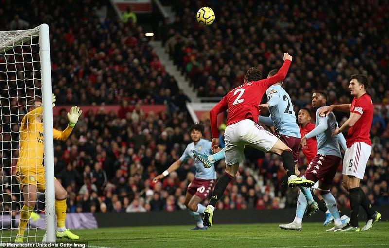 Thi đấu vô hồn, MU chia điểm trước Aston Villa trên sân nhà - ảnh 4