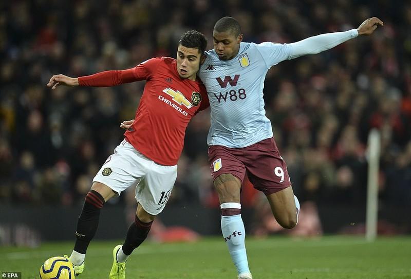 Thi đấu vô hồn, MU chia điểm trước Aston Villa trên sân nhà - ảnh 6