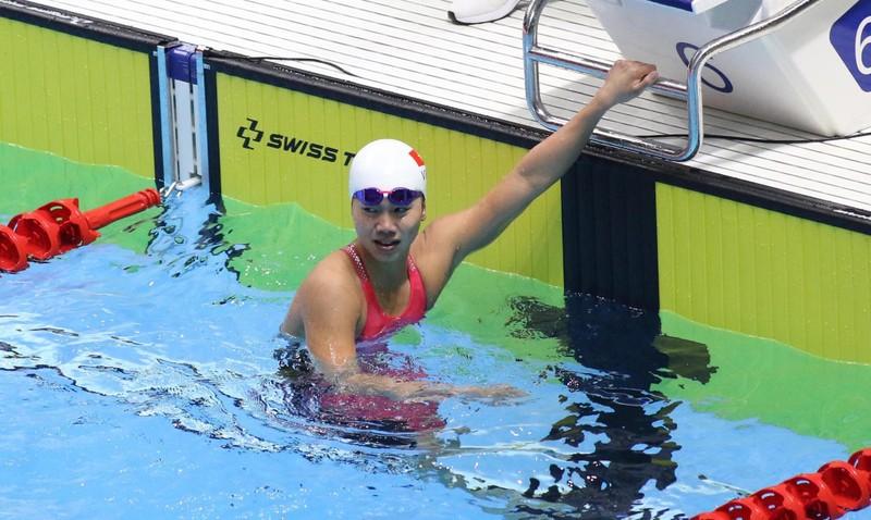 Phương Thành giành 'cú đúp vàng' môn TDDC tại SEA Games 30 - ảnh 2
