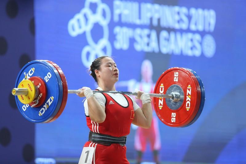 Phương Thành giành 'cú đúp vàng' môn TDDC tại SEA Games 30 - ảnh 4