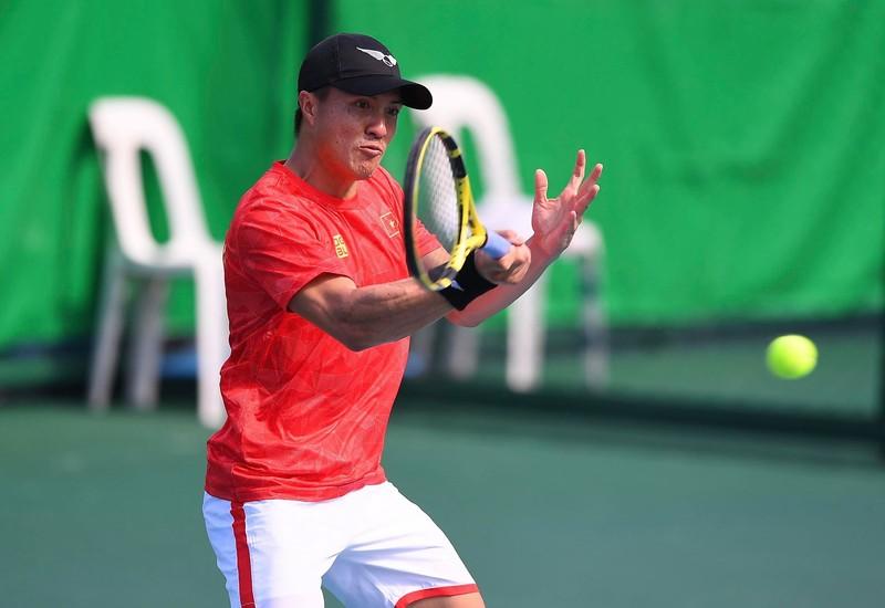 Tennis Việt Nam tạo nên lịch sử tại SEA Games 30 - ảnh 1