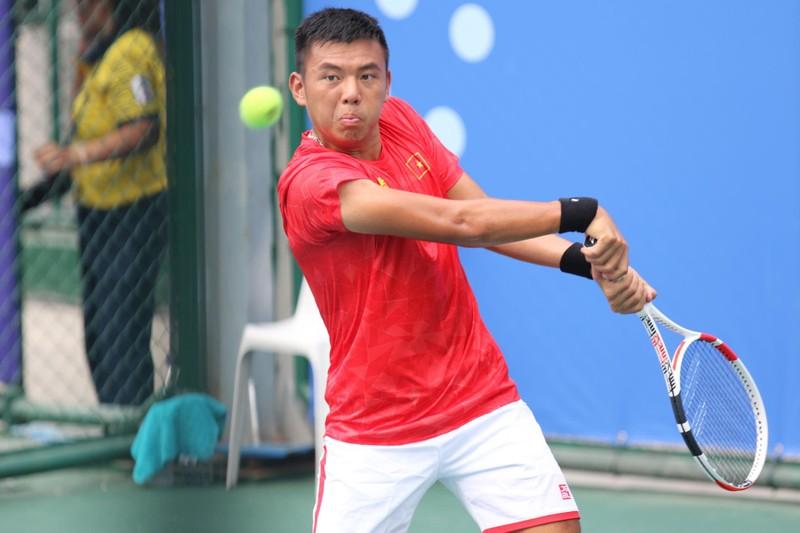 Tennis Việt Nam tạo nên lịch sử tại SEA Games 30 - ảnh 2