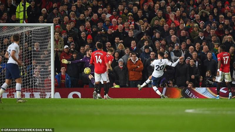 Rashford lập cú đúp, MU quật ngã Tottenham tại Old Trafford - ảnh 2