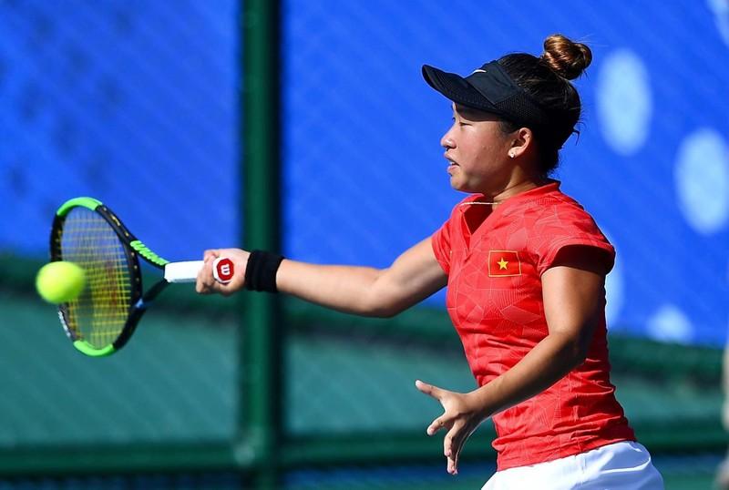 Tennis Việt Nam tạo nên lịch sử tại SEA Games 30 - ảnh 4