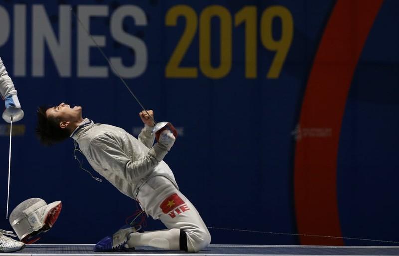 Đấu kiếm có HCV thứ 3, Judo, Canoeing 'nổ vàng' ngày đầu - ảnh 1