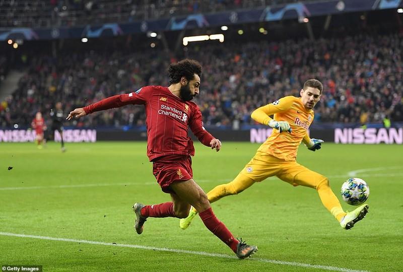 Bùng nổ hiệp 2, Liverpool kết thúc vòng bảng với ngôi đầu - ảnh 4