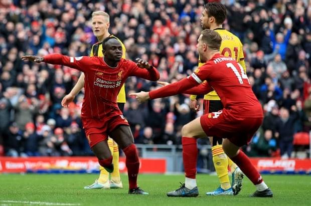 Salah lập 'cú đúp', Kloop ăn mừng hợp đồng mới cùng Liverpool - ảnh 4