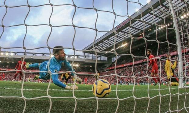 Salah lập 'cú đúp', Kloop ăn mừng hợp đồng mới cùng Liverpool - ảnh 6