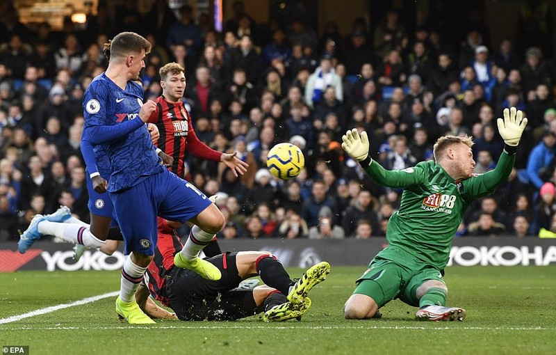 Chelsea thua sốc Bournemouth - ảnh 1