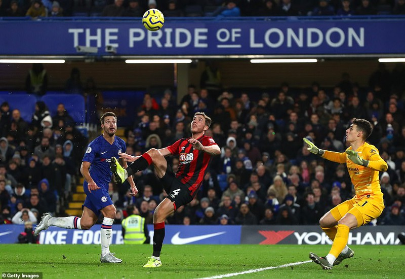 Chelsea thua sốc Bournemouth - ảnh 3