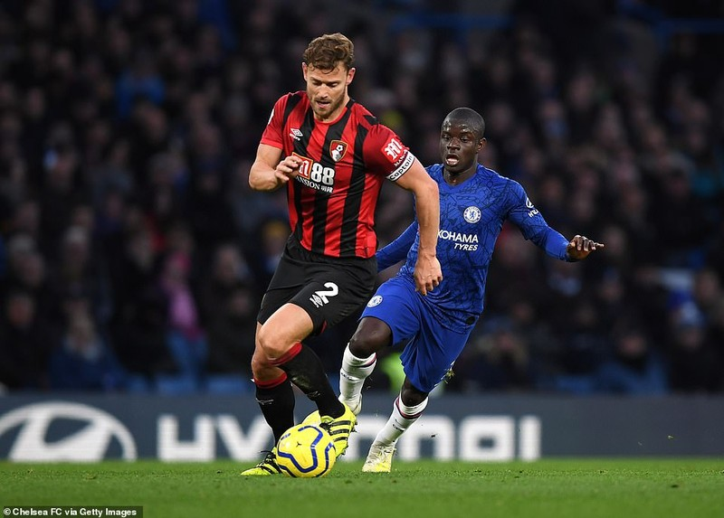 Chelsea thua sốc Bournemouth - ảnh 2