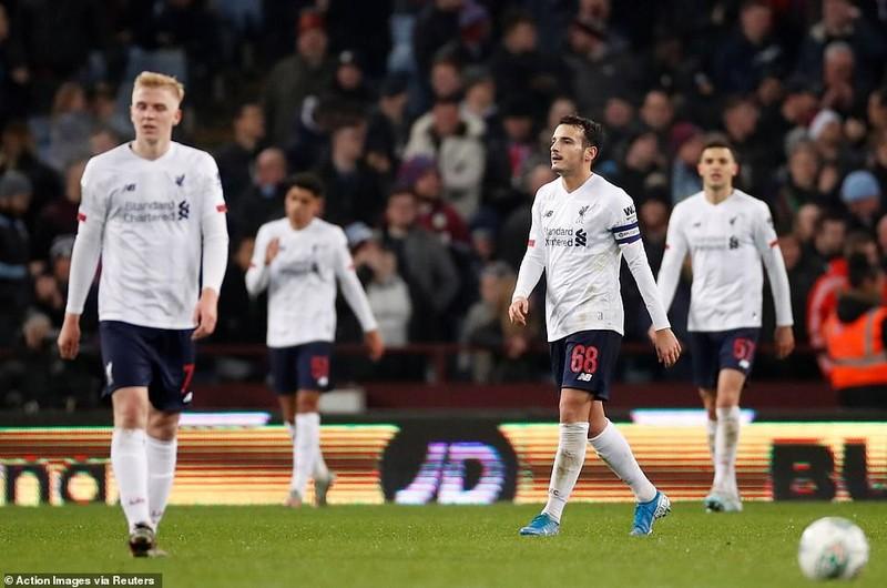 Liverpool muốn bị loại khỏi League Cup - ảnh 4