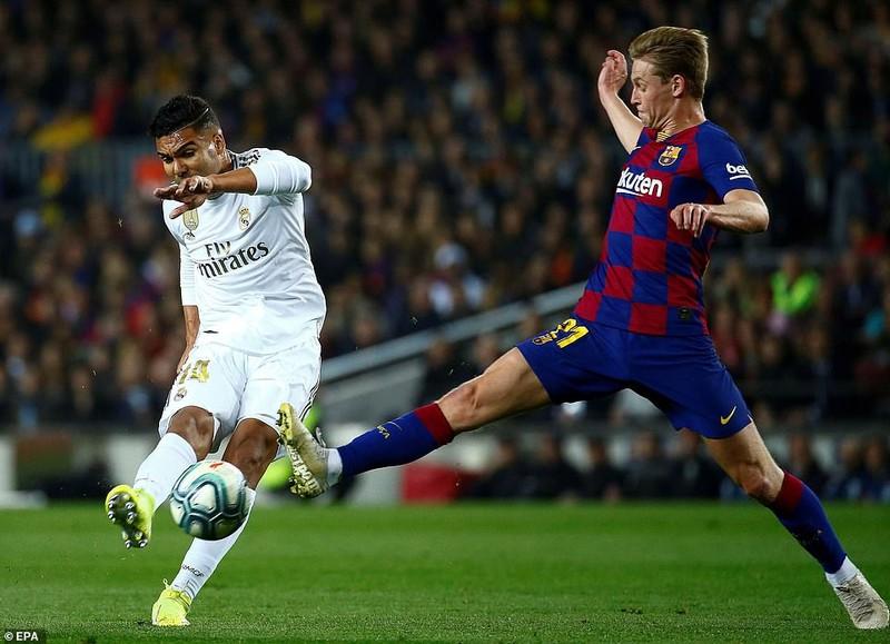 Siêu kinh điển Barcelona - Real thiếu bàn thắng, thừa thẻ phạt - ảnh 3