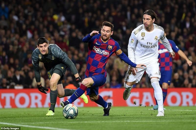 Siêu kinh điển Barcelona - Real thiếu bàn thắng, thừa thẻ phạt - ảnh 2