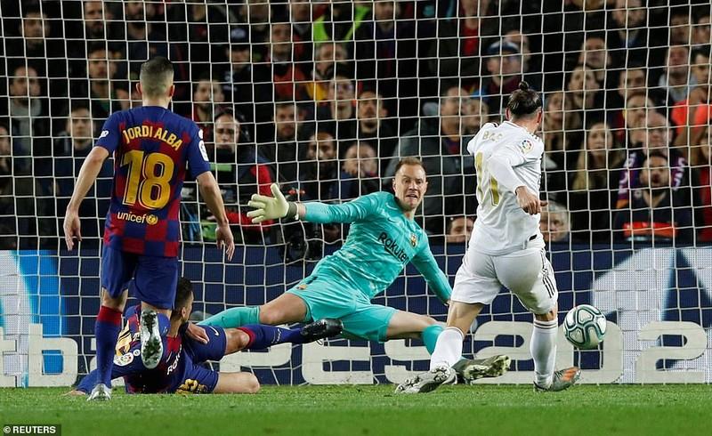 Siêu kinh điển Barcelona - Real thiếu bàn thắng, thừa thẻ phạt - ảnh 4