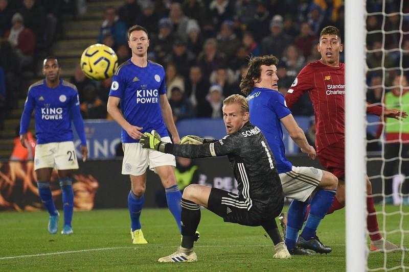 """Ghi 3 bàn chưa đến 10 phút, Liverpool """"xử đẹp"""" Leicester City - ảnh 5"""