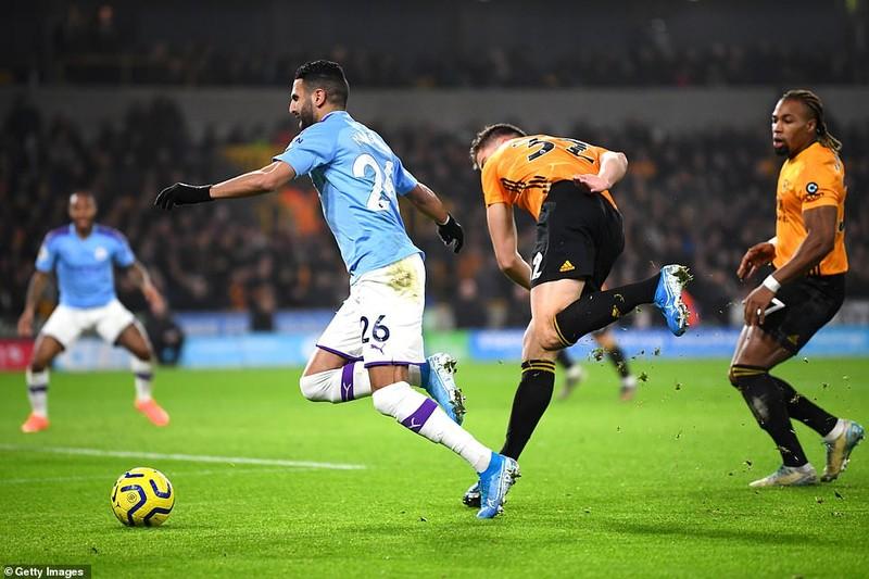 Dẫn 2 bàn, Man. City vẫn thua sốc Wolves 10 phút cuối - ảnh 2