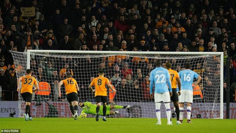 Dẫn 2 bàn, Man. City vẫn thua sốc Wolves 10 phút cuối - ảnh 3