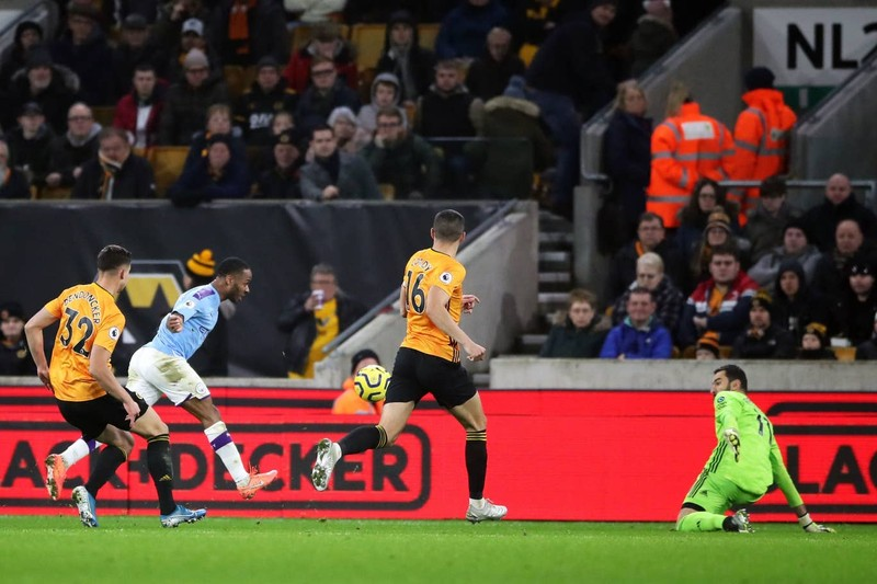 Dẫn 2 bàn, Man. City vẫn thua sốc Wolves 10 phút cuối - ảnh 4