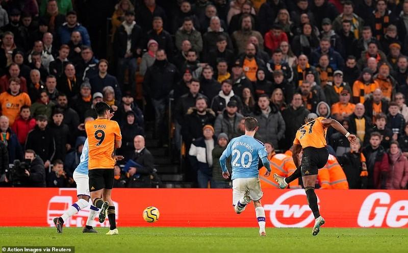 Dẫn 2 bàn, Man. City vẫn thua sốc Wolves 10 phút cuối - ảnh 5