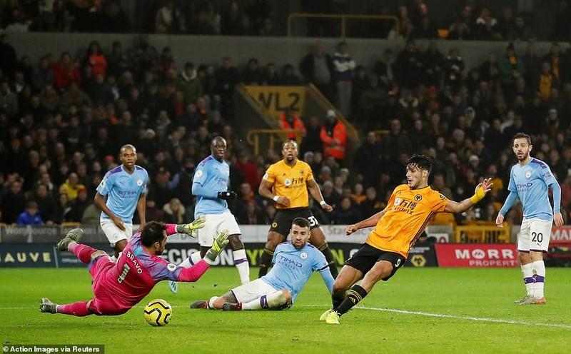 Dẫn 2 bàn, Man. City vẫn thua sốc Wolves 10 phút cuối - ảnh 6