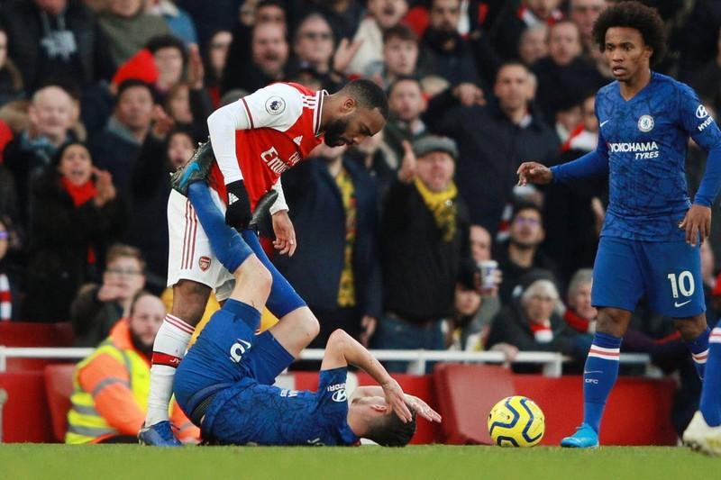 Chelsea ngược dòng khó tin hạ Arsenal - ảnh 3