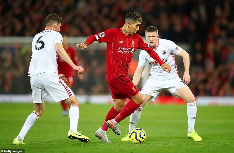 Sao châu Phi lập công, Liverpool nối dài chuỗi bất bại - ảnh 1