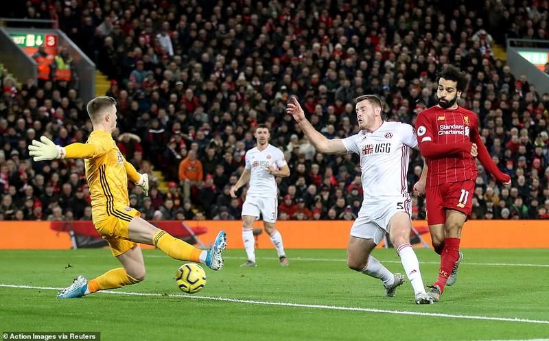 Sao châu Phi lập công, Liverpool nối dài chuỗi bất bại - ảnh 2