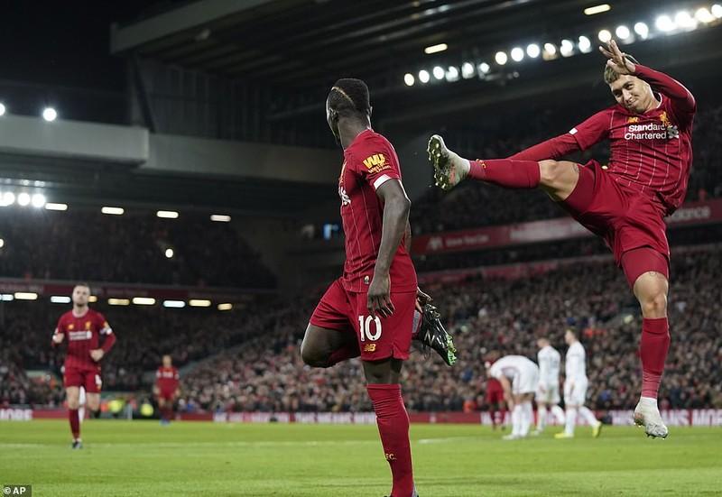 Sao châu Phi lập công, Liverpool nối dài chuỗi bất bại - ảnh 6