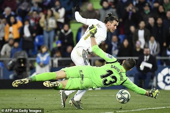 Thắng dễ Getafe, Real Madrid tạm soán ngôi đầu của Barcelona - ảnh 5