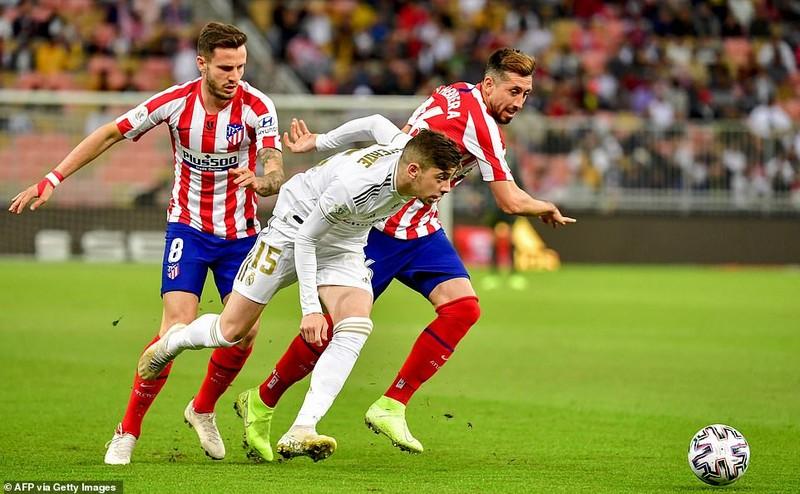 Real vô địch Siêu cúp Tây Ban Nha bằng loạt luân lưu cân não - ảnh 1