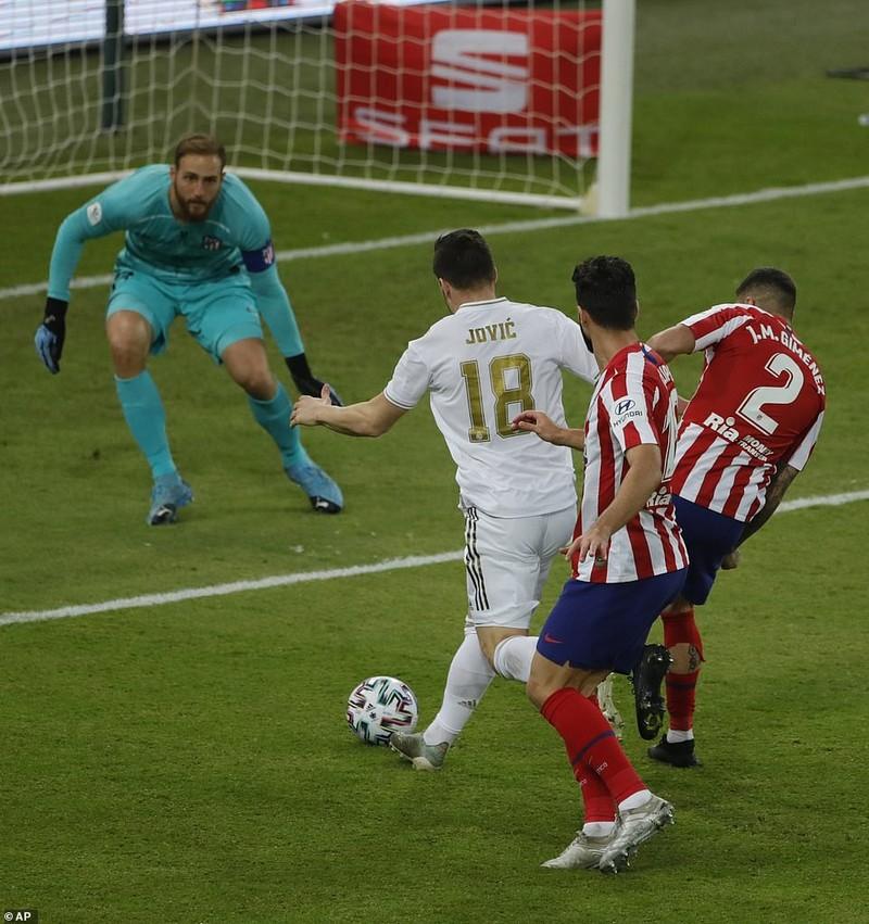 Real vô địch Siêu cúp Tây Ban Nha bằng loạt luân lưu cân não - ảnh 5