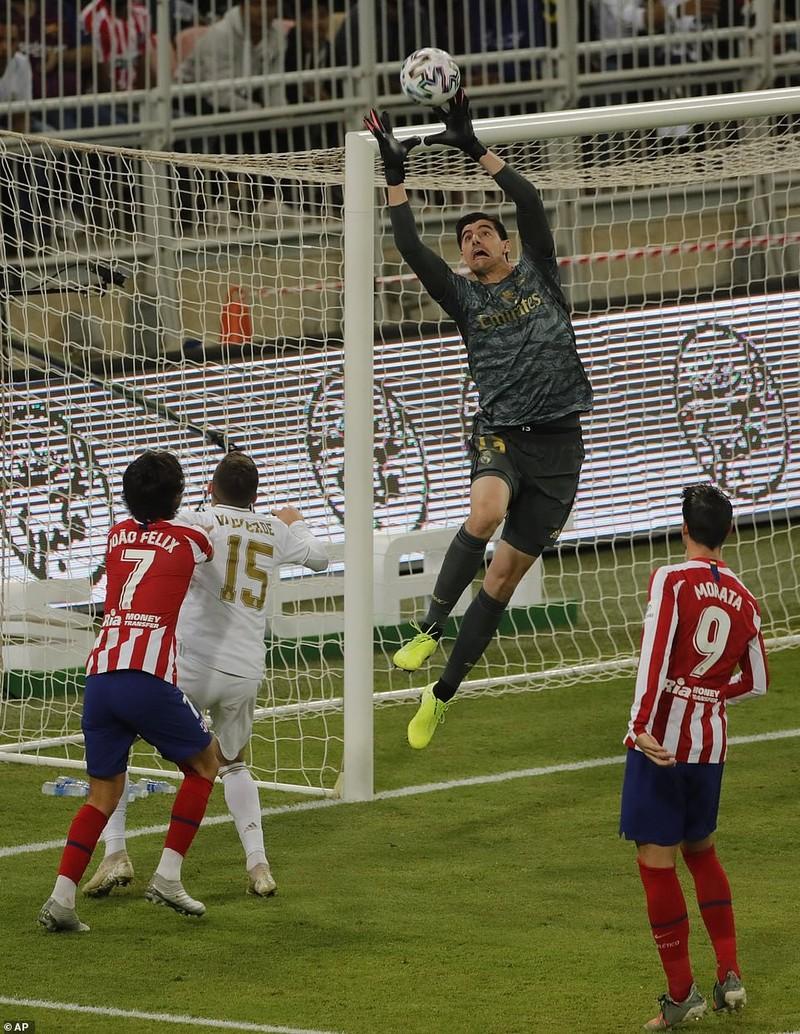 Real vô địch Siêu cúp Tây Ban Nha bằng loạt luân lưu cân não - ảnh 6