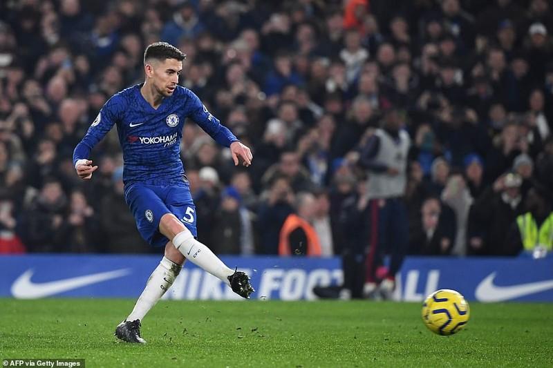 Chelsea-Arsenal hòa kịch tính, Man.City thắng khó đội cửa dưới - ảnh 2