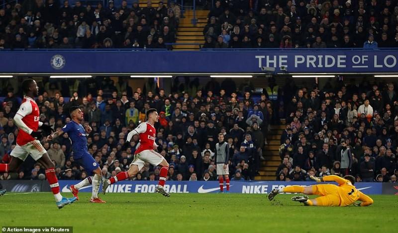 Chelsea-Arsenal hòa kịch tính, Man.City thắng khó đội cửa dưới - ảnh 3