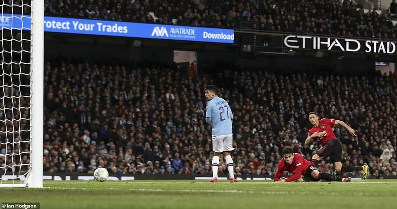 Đánh bại Man. City tại Etihad, MU vẫn phải chia tay League Cup - ảnh 3