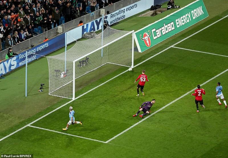Đánh bại Man. City tại Etihad, MU vẫn phải chia tay League Cup - ảnh 6