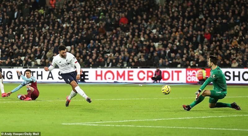 Thắng dễ West Ham, Liverpool tạo nên khoảng cách không tưởng - ảnh 4