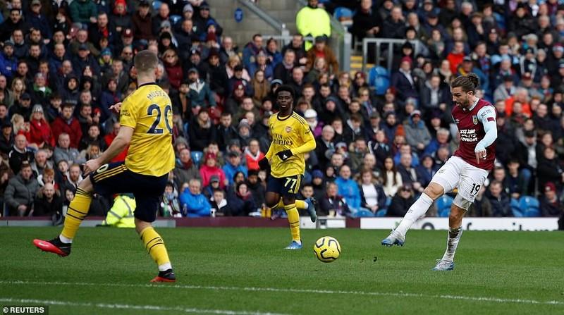 Hàng công bế tắc, xà ngang 'cứu' thua cho Arsenal phút cuối - ảnh 2