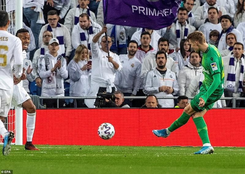 Real Madrid và Barcelona cùng thua sốc, chia tay Cúp Nhà Vua - ảnh 1