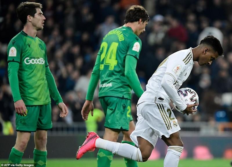 Real Madrid và Barcelona cùng thua sốc, chia tay Cúp Nhà Vua - ảnh 5