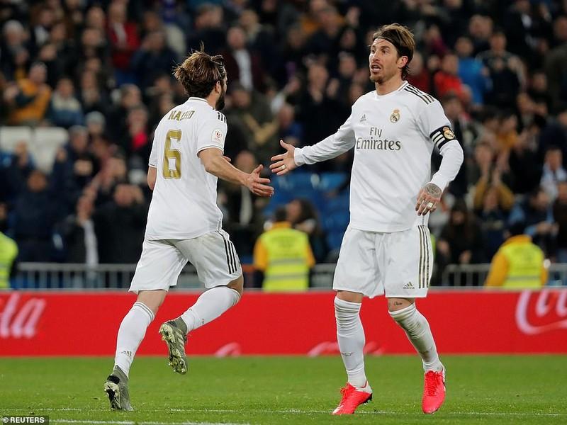Real Madrid và Barcelona cùng thua sốc, chia tay Cúp Nhà Vua - ảnh 6